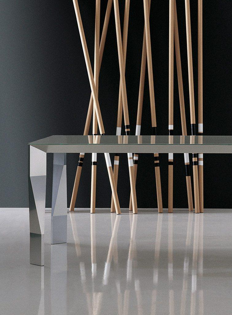 Diamond tavolo/table, Molteni 2005
